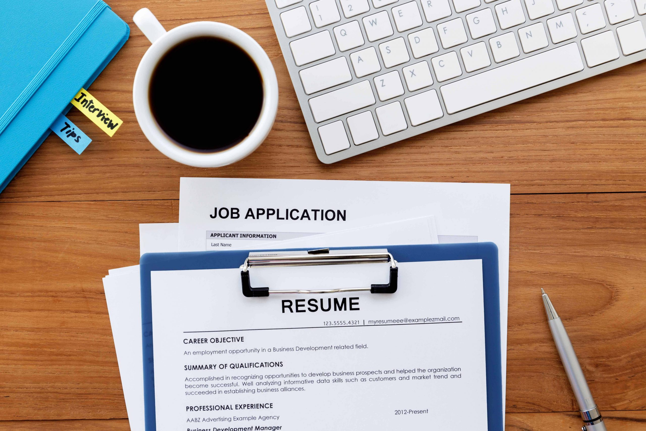 how to improove your cv